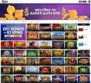 Kaiser Slots Dk Casino
