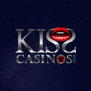 Kisscasinos logo
