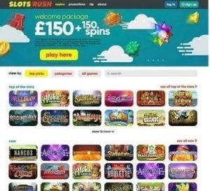 Slots Rush Casino
